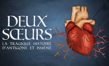 Visueel van project DEUX SOEURS ou la tragique histoire d'Antigone et Ismène