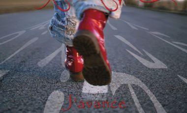 """Project visual """"J'AVANCE"""" Le Premier Album De Franckartmuse"""