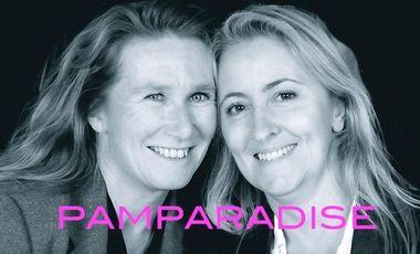 Visueel van project Pamparadise