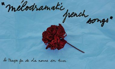Visueel van project Melodramatic french songs