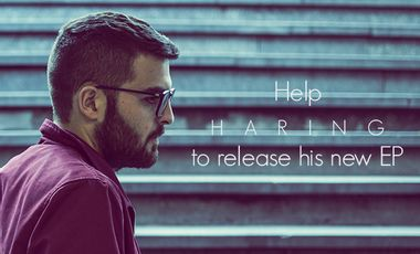 Project visual Help Haring to release his new EP!