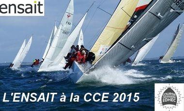 Visueel van project L'ENSAIT à la CCE 2015