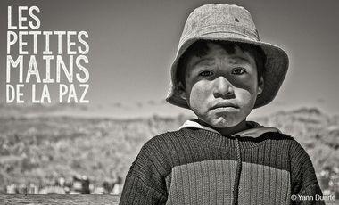 Project visual Les petites mains de La Paz