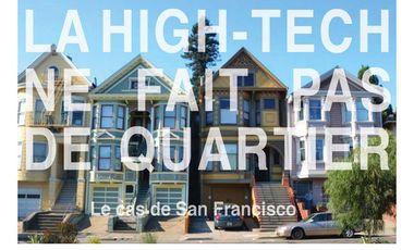 Project visual La High Tech ne fait pas de quartier