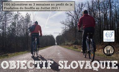 Visueel van project Objectif Slovaquie