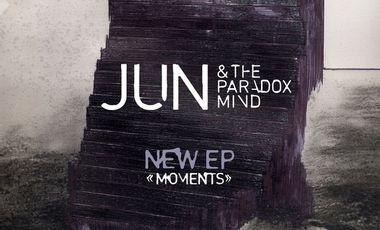 Visueel van project Jun & The Paradox Mind / new EP
