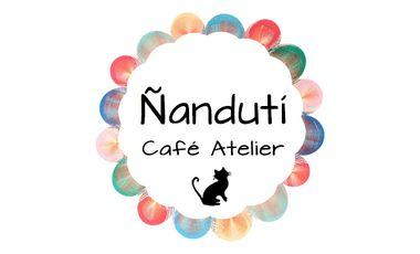 Visueel van project Ñandutí Café Atelier  ^ㅅ^ Cat Café Nantes  ^ㅅ^