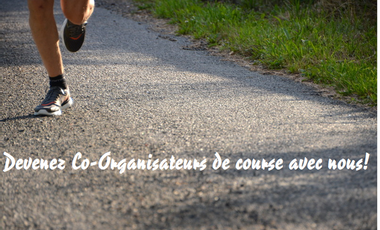 Project visual Devenez Co-Organisateurs de Course