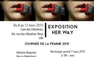 Visuel du projet Exposition her.way