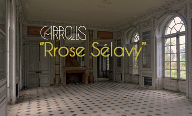 Project visual Carrolls - Clip de Rrose Sélavy