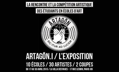Visueel van project ARTAGŌN.I / L'EXPOSITION