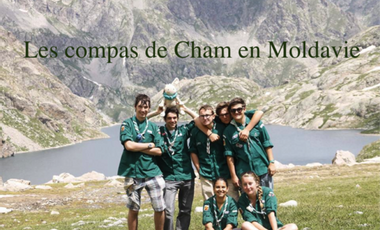 Project visual Les compas de Chamalières en Moldavie