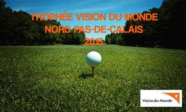 Project visual Trophée Vision du Monde Nord Pas-de-Calais