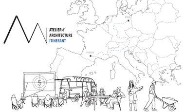 Project visual L'atelier d'architecture itinérant