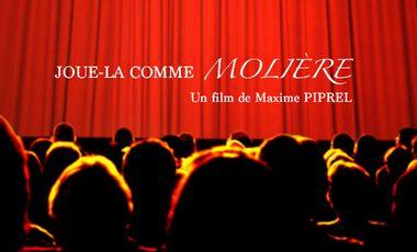Project visual JOUE-LA COMME MOLIÈRE