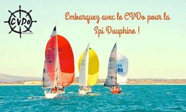 Visueel van project Le Club-Voile Dauphine à la Spi Dauphine