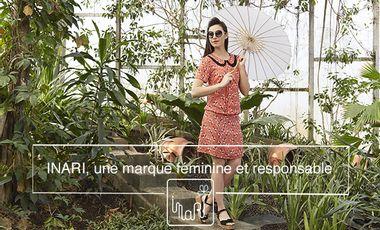 Visueel van project INARI - Marque responsable et féminine