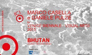 Visueel van project Marco Casella et Daniele Pulze exposés durant la Biennale de Venise 2015 !
