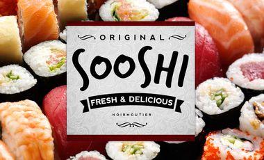 Visuel du projet SOOSHI ! Food Truck Japonais à Noirmoutier