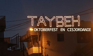 Visueel van project Oktoberfest en Cisjordanie