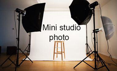 Visueel van project Mini studio photo