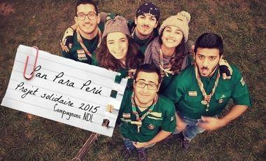 Project visual Pan Para Perú