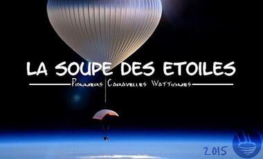 Project visual La Soupe des Etoiles