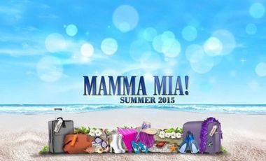 Visueel van project Mamma Mia Junior