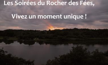 Visuel du projet Le Rocher des Fées: Vivez un moment magique dans un lieu unique!