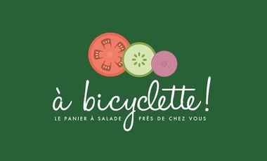 Visuel du projet à bicyclette ! est une cantine itinérante installée au pied des entreprises