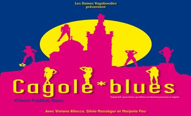 Project visual Cagole Blues