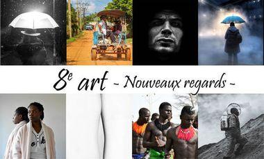 Visueel van project 8e art - Nouveaux regards / 2e édition