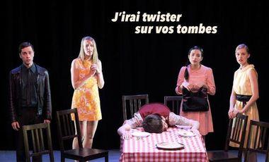 Visueel van project J'irai twister sur vos tombes // Vaudeville Yéyé