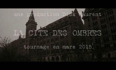 Project visual LA CITÉ DES OMBRES