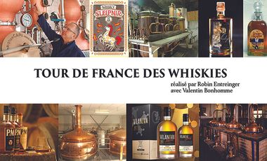 Visuel du projet Tour de France des whiskies