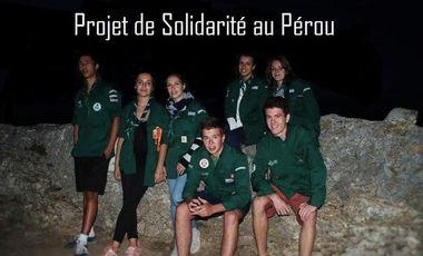 Project visual Projet de Solidarité au Pérou