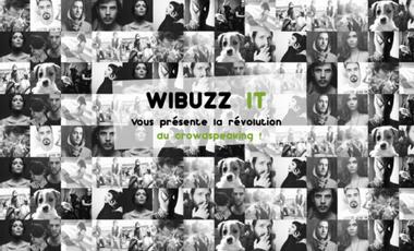 Visueel van project Soutenez Wibuzz.it et rassemblez vous pour soutenir des causes et projets créatifs