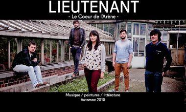 Project visual Lieutenant // Nouvel album