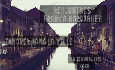 Visueel van project Rencontres Franco-Nordiques : Un pas vers la ville de demain