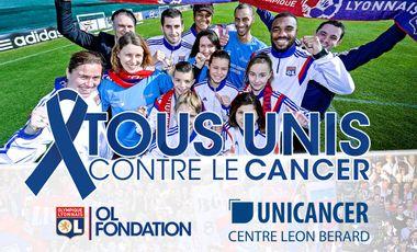 Project visual Tous Unis Contre Le Cancer !