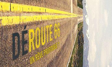 Visueel van project Déroute 66