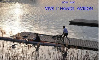 Project visual pour que VIVE L' HANDI ' AVIRON !