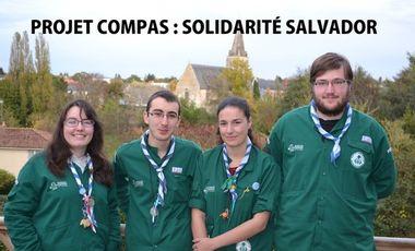 Visueel van project Projet Compas : Solidarité Salvador !