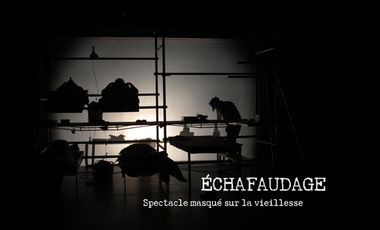 Project visual ÉCHAFAUDAGE