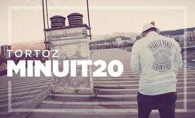Visueel van project Minuit 20, 1er album de TORTOZ
