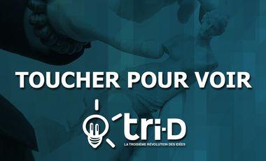 Visuel du projet Toucher pour Voir
