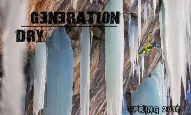 Visueel van project Génération Dry, le dry-tooling fait son cinéma