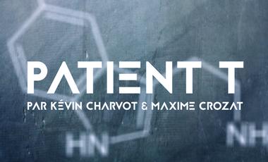 Visueel van project Patient T