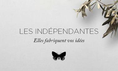 Project visual Les indépendantes, un concept mode made-in-france