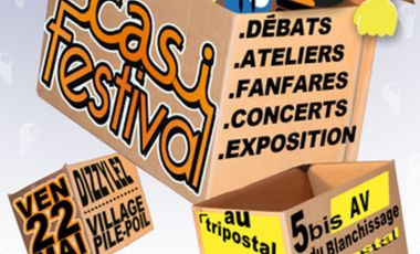 Project visual CASI FESTIVAL